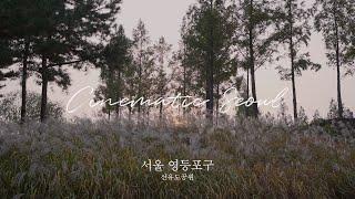 [Cinematic Seoul] 합정에서 당산, 선유도까지