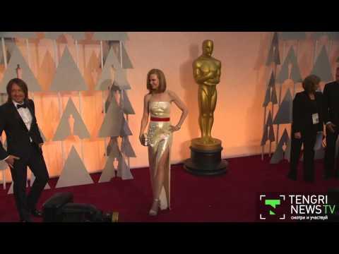 Какие наряды выбрали звезды для красной дорожки Оскар-2015
