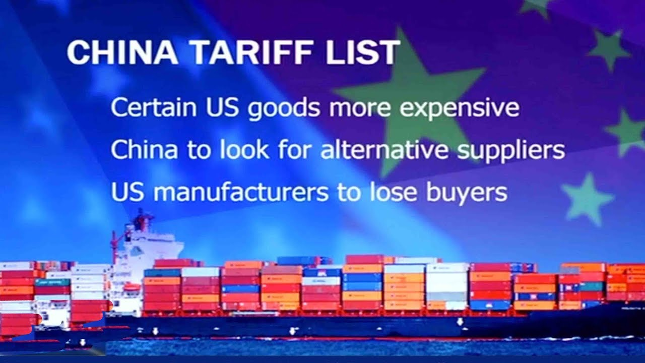 China blames US for starting 'largest-scale trade war in economic history'