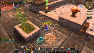 WoW 5.4.0 lvl 90 Warrior PvP