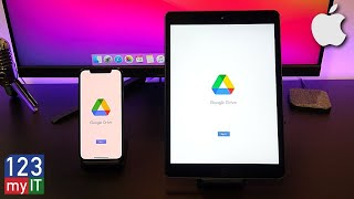 Backup Your iPhone iPad to Google Drive