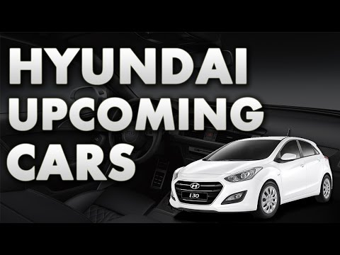 Hyundai Upcoming New Cars in India 2016/17 (Launch date, Price, Specs & More...)