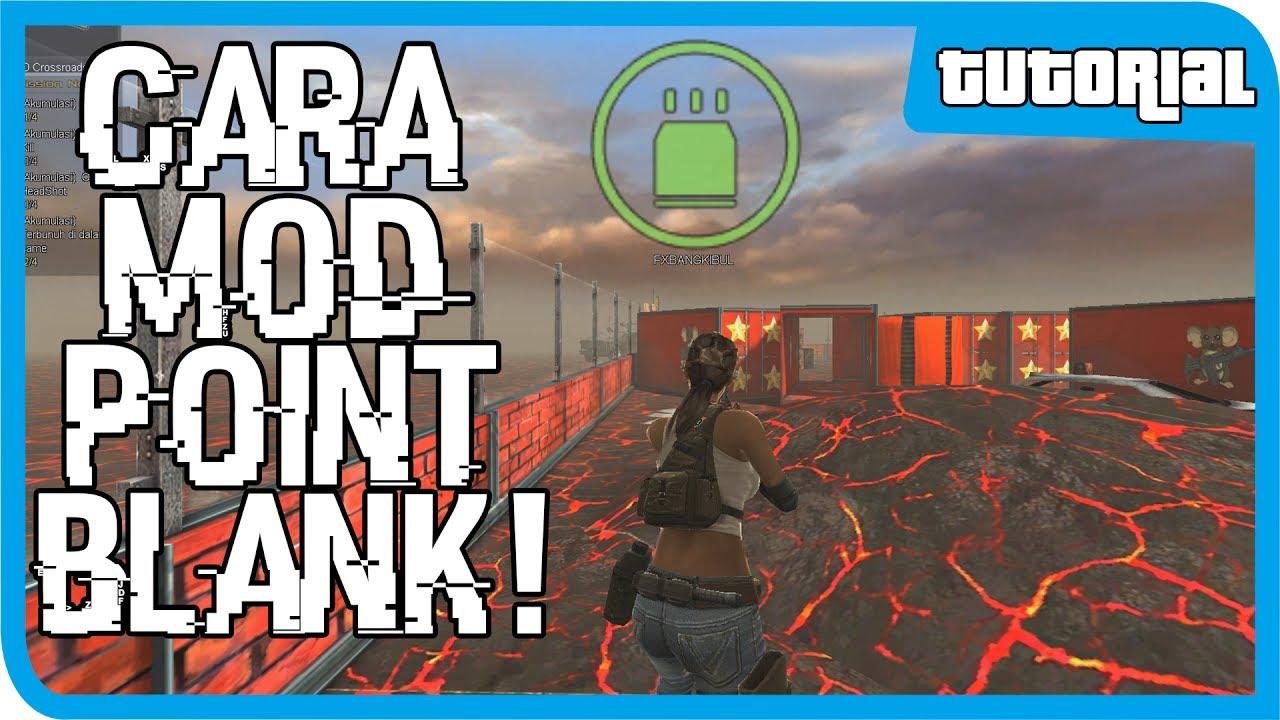 Cara Install Mod Point Blank Garena Indonesia! - YouTube