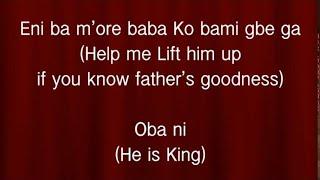 8 mins Yoruba Praise Lyrics Video (With English Translation)