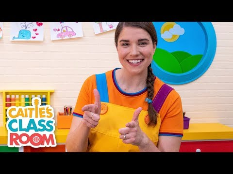 Cantec nou:  Caitie's Classroom - Special Wiggles Week Sing-Along!