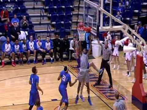 NCAA Division II Gulf South Conference Basketball Championship UWG vs UAH