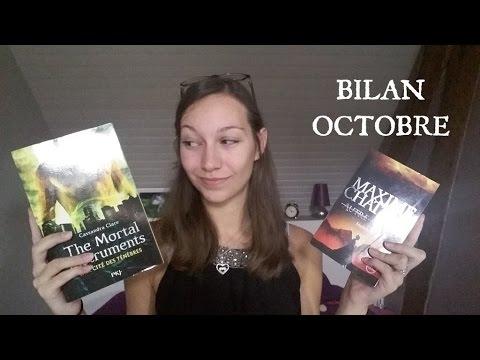 BILAN | OCTOBRE 2016