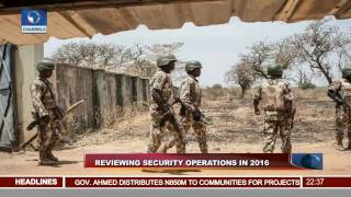 News@10: Reviewing Security Operations In 2016 02/01/16 Pt. 3