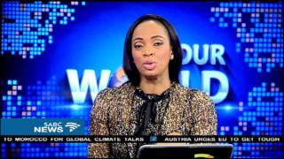 The climate change summit underway in Morocco: Sarah Kimani