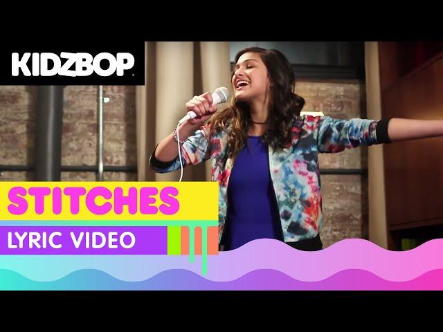 Kidz Bop Kids – Stitches Lyrics   Genius Lyrics