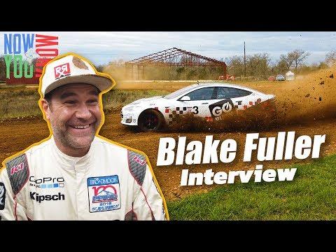 Pike's Peak Tesla Driver Blake Fuller | In Depth