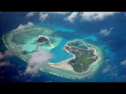 China has strong resolve to stability in the South China Sea