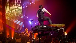 LIVE38XXL 2014: VanVelzen - Baby Get Higher