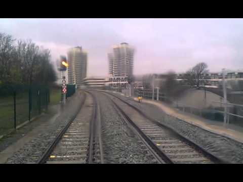 East London Line Extension Phase 2 - Divers eye view