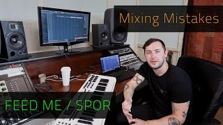FEED ME / SPOR | Top 5 Mistakes Producers Make | FL Studio | Razer Music