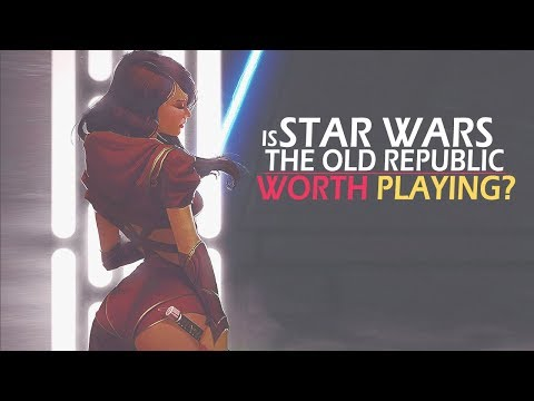 Is Star Wars The Old Republic Worth Playing In 2017/2018 A SWTOR MMORPG Review!