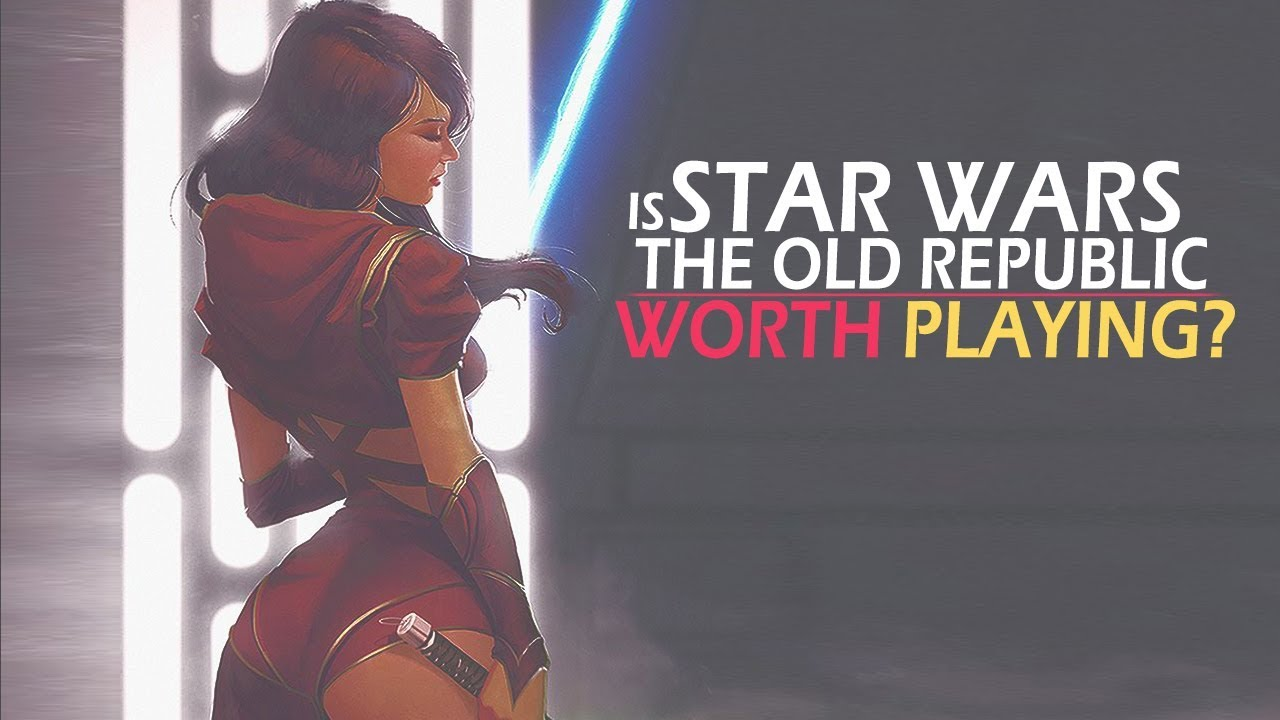 SWTOR is Still Worth Playing -- And Here's Why | Star Wars ...