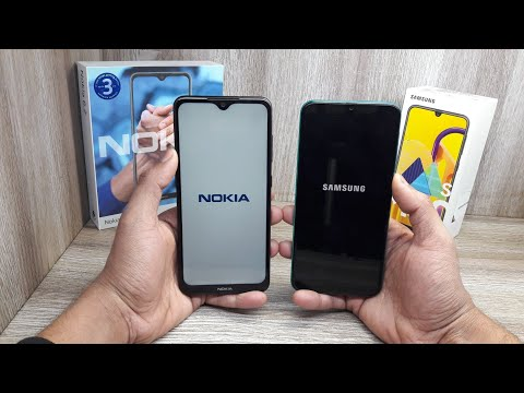 NOKIA 6.2 vs Samsung Galaxy M30s - Which Should You Buy ?