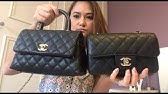 Chanel Medium Coco Handle with removable strap UNBOXING! - YouTube d153d111f173f