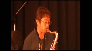 高槻JazzStreet2010 2010/5/4 14:00 城内公民館多目的集会室 つぐめ&石...
