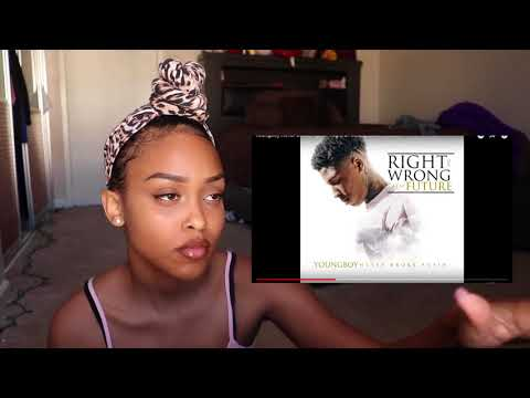 NBA Youngboy- Right or Wrong ft. Future *REACTION*