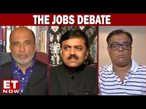 India Development Debate | State Of Jobs | 15 Million Jobs Created Every Year?
