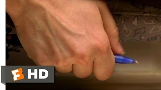 Red Eye (5/10) Movie CLIP - Pen Stabbing (2005) HD