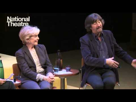 Patricia Hodge and Trevor Nunn in conversation  National Theatre at 50