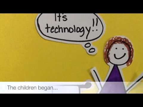 Engaging Children To Become Innovative Learners