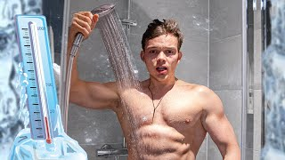 I Took Cold Showers For 10 Days, this is what happened