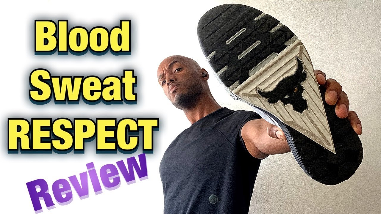 Project Rock 3 Training Shoe Review
