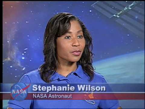 Women's History Month | Stephanie Wilson's Support System for Her Success