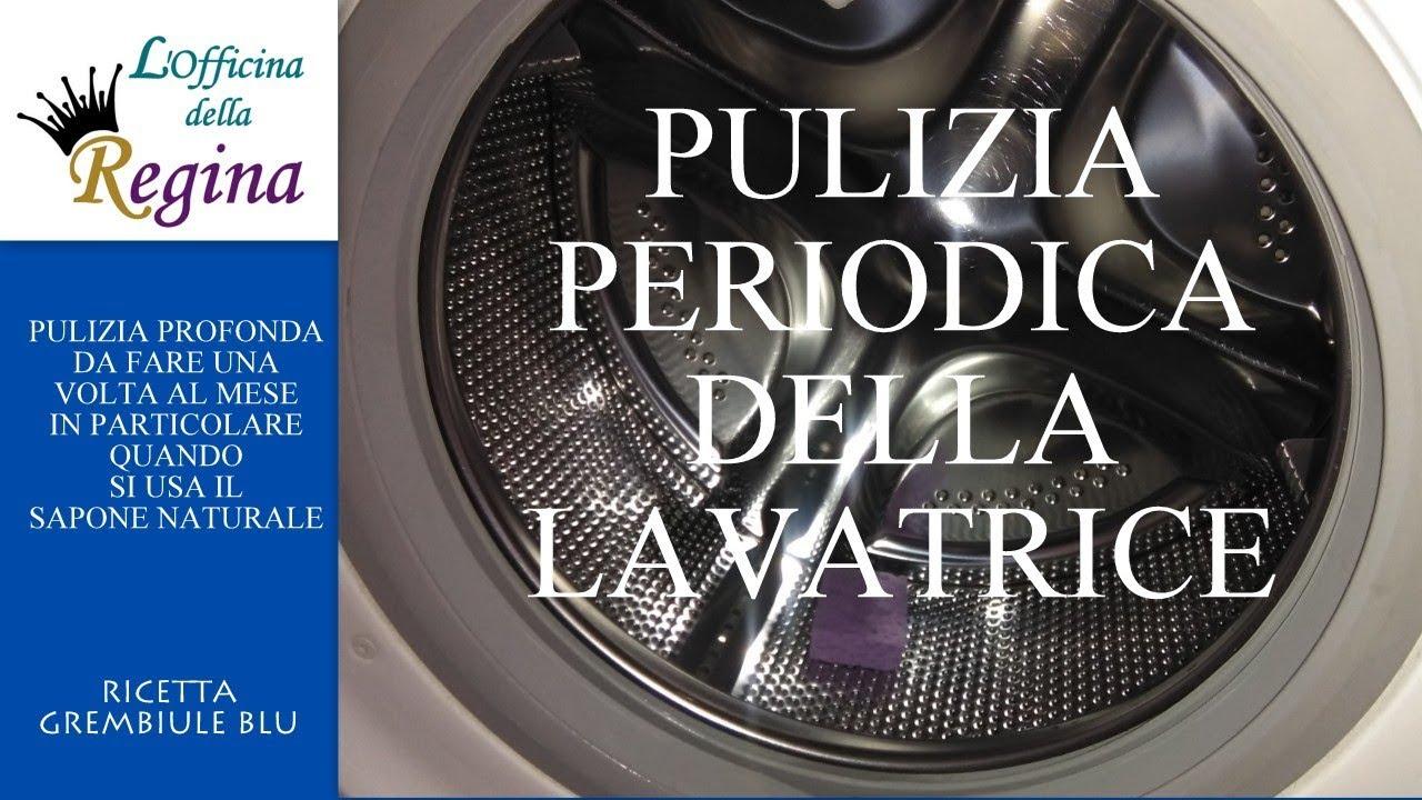 Pulizia Della Lavatrice.Pulizia Periodica Della Lavatrice