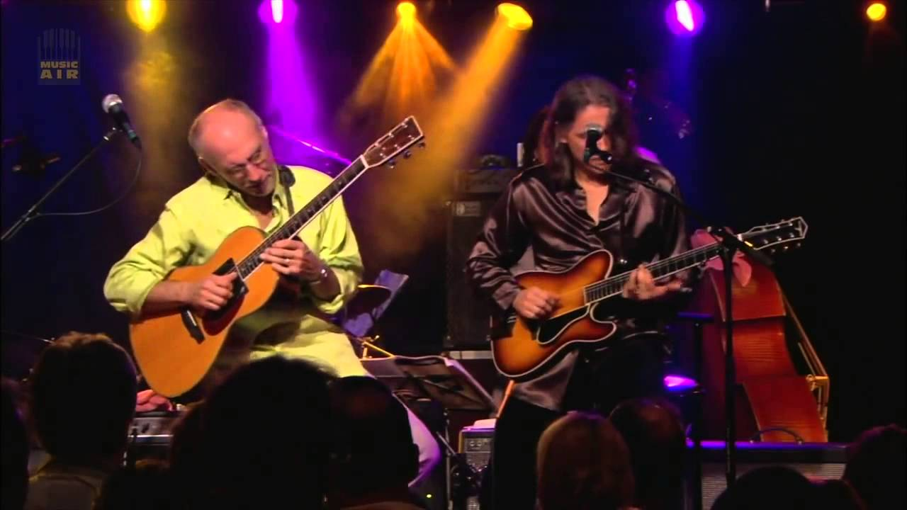 Larry Carlton Amp Robben Ford I Put A Spell On You Chords