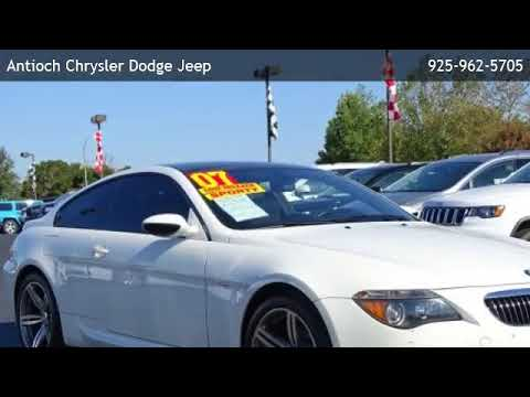 2007 BMW 6 Series M6   Bridgehead. Antioch Chrysler Jeep Dodge