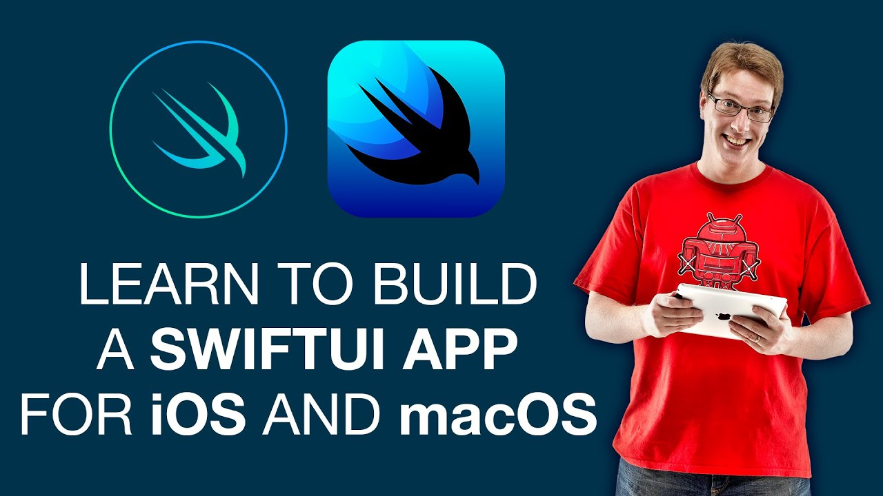 Building a SwiftUI app for iOS and macOS – Swift on Sundays Tutorial, September 22nd 2019