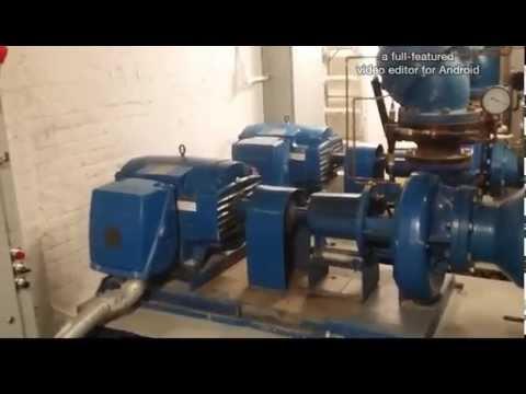 HVAC | Large Industrial - Commercial HVAC Equipment