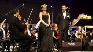 Bahçe Duvarını Aştım-Sevcan Orhan ve Hüseyin Turan-Ç.Devlet Senfoni Ork. 07 Nisan 2017