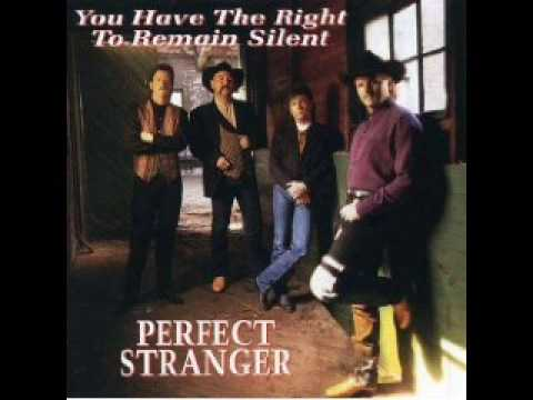 Perfect Stranger  You Have The Right To Remain Silent