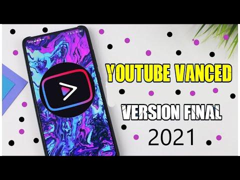 NUEVO YOUTUBE VANCED !! - YOUTUBE VANCED ULTIMA VERSION 2021