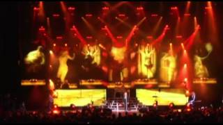 Rare Def Leppard -  Animal 2011 Animation Live