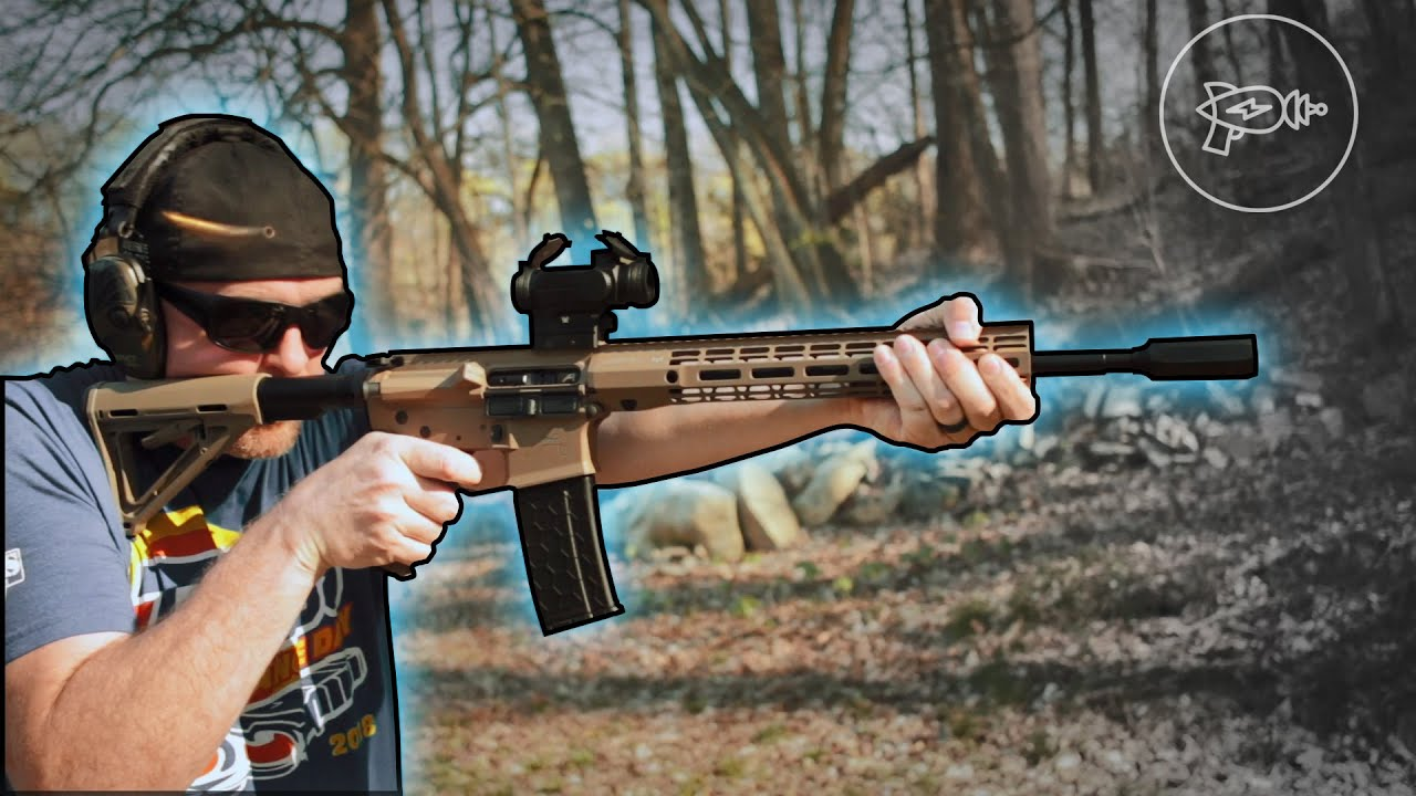 "Review] Aero Precision Upper M4E1 16"" 5 56 Mid-Length - Pew Pew Tactical"