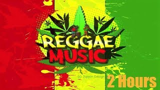 Reggae Music and Happy Jamaican Songs of Caribbean: Relaxing 2 Hours Instrumental Playlist Video