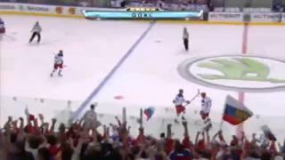Россия - Швеция. 3 - 1. Гол Белова.