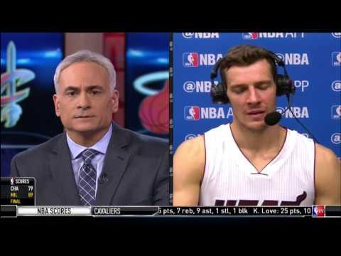 April 10, 2017 - NBATV - Miami Heat