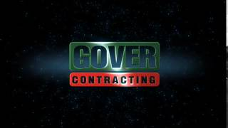 Grover Contracting Logo Animation
