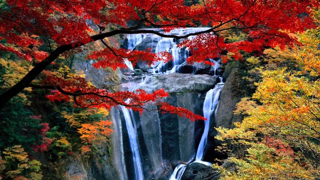 hd waterfall wallpapers for windows - youtube