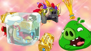 Angry Birds Epic: Impossible Stormy Sea 3 Walkthrough - Angry Birds Games