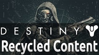 The Recycled Content In Destiny Trials of Osiris, Iron Banner,  and Queens Wrath Limited Time Events