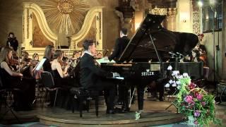 Ludwig van Beethoven - Piano Concerto No. 1 in C major Op.15, Allegro con brio